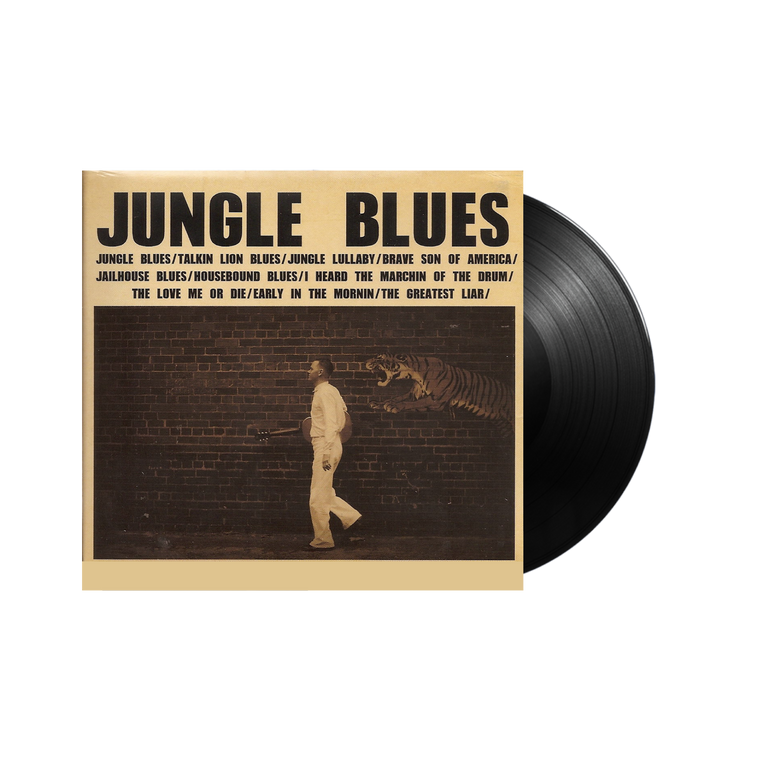 C.W. Stoneking / Jungle Blues 12