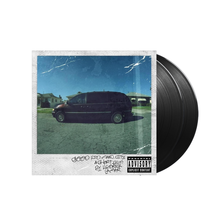 Kendrick Lamar / Good Kid, M.A.A.D City LP vinyl