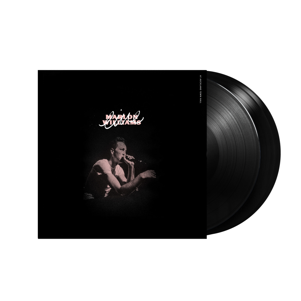"Marlon Williams / 'Live at Auckland Town Hall' 2x 12"" Vinyl"