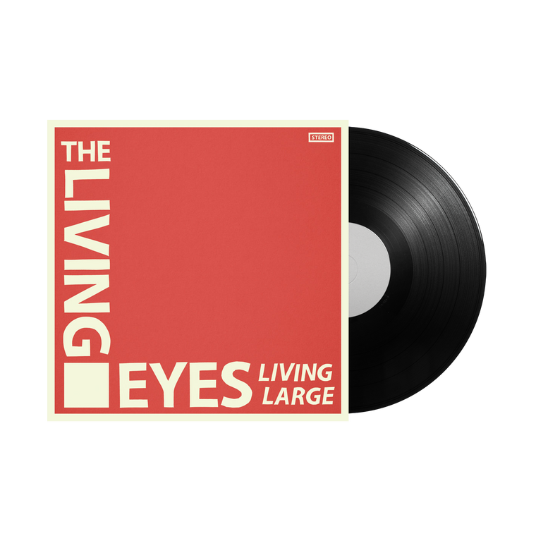 The Living Eyes / Living Large 12