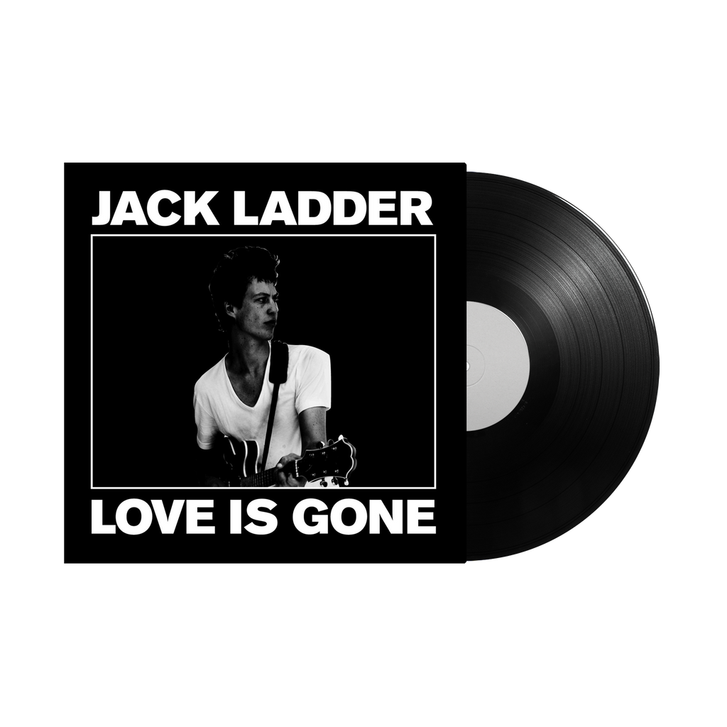 "Jack Ladder / Love Is Gone  /  12"" vinyl"