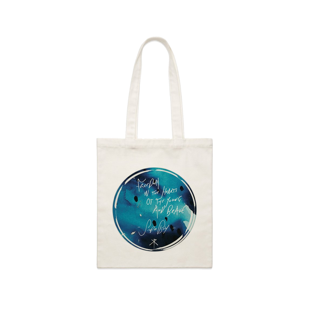 Lyric / Tote Bag