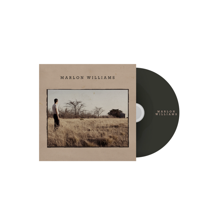 Marlon Williams / 'Self Titled' CD