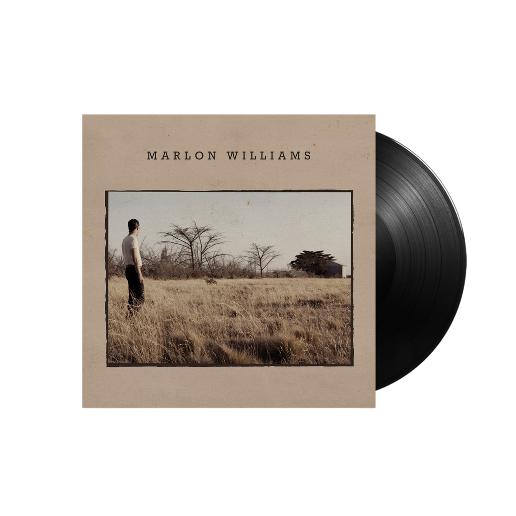 "Marlon Williams / 'Self Titled' 12"" Vinyl"