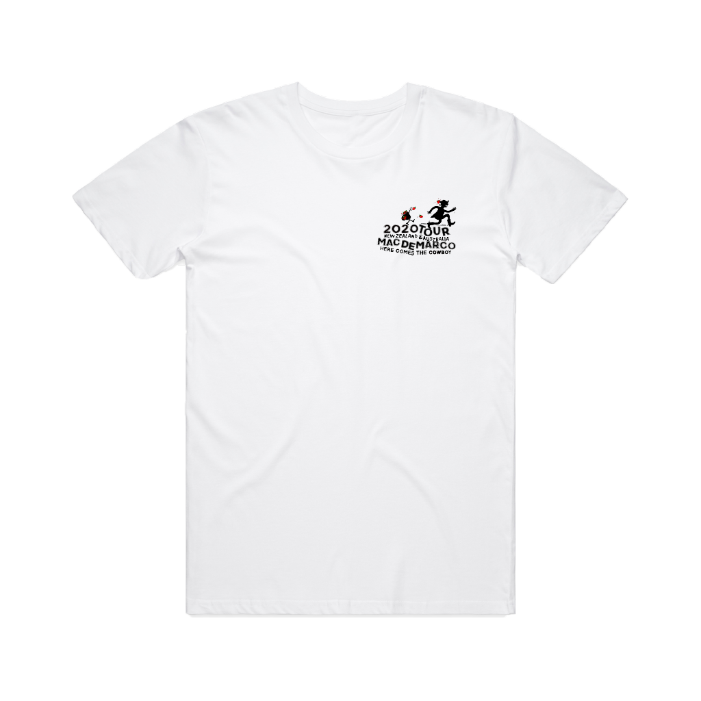 2020 Tour / White T-shirt