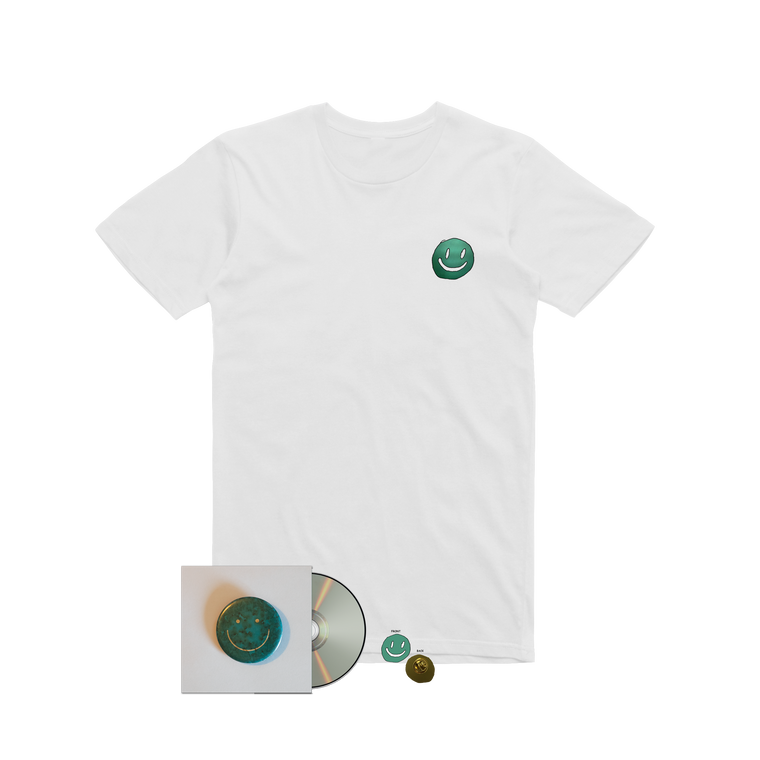 Here Comes The Cowboy / CD + T-Shirt bundle