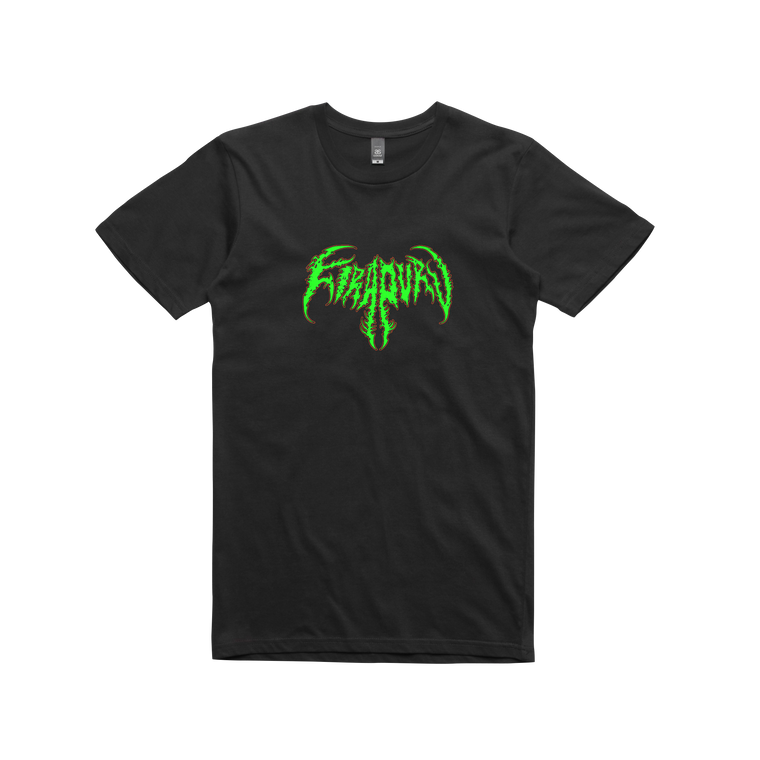 Metal Green / Black T-shirt