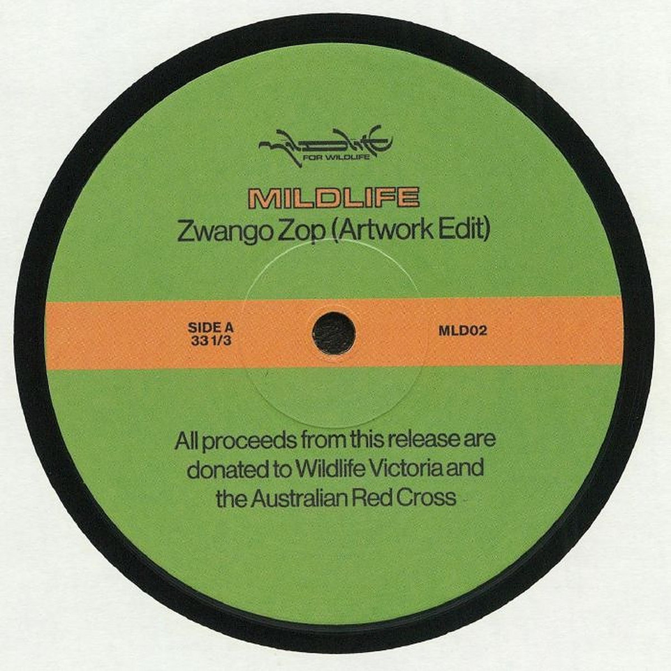 "Zwango Zop (Artwork Edit) / 12"" Vinyl"