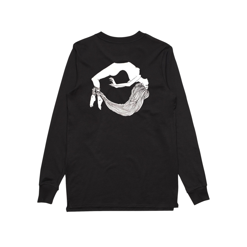 Lady / Black Longsleeve
