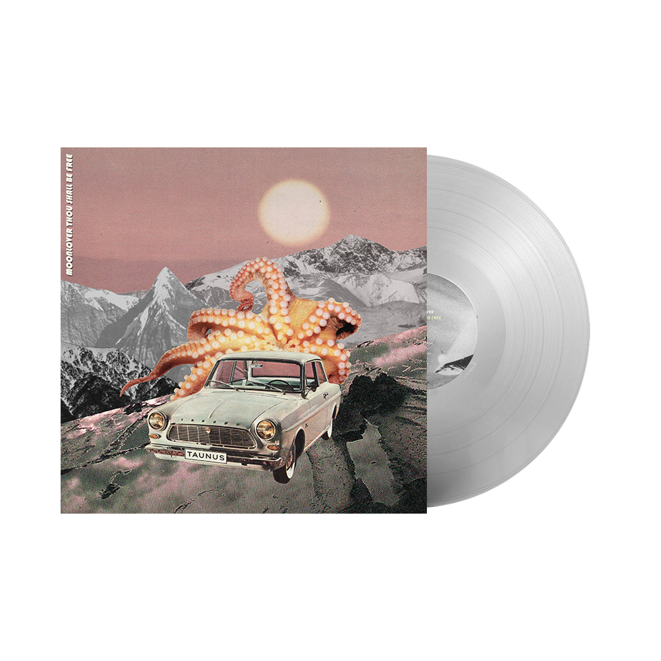 "Moonlover / Thou Shall Be Free 12"" Clear Vinyl"