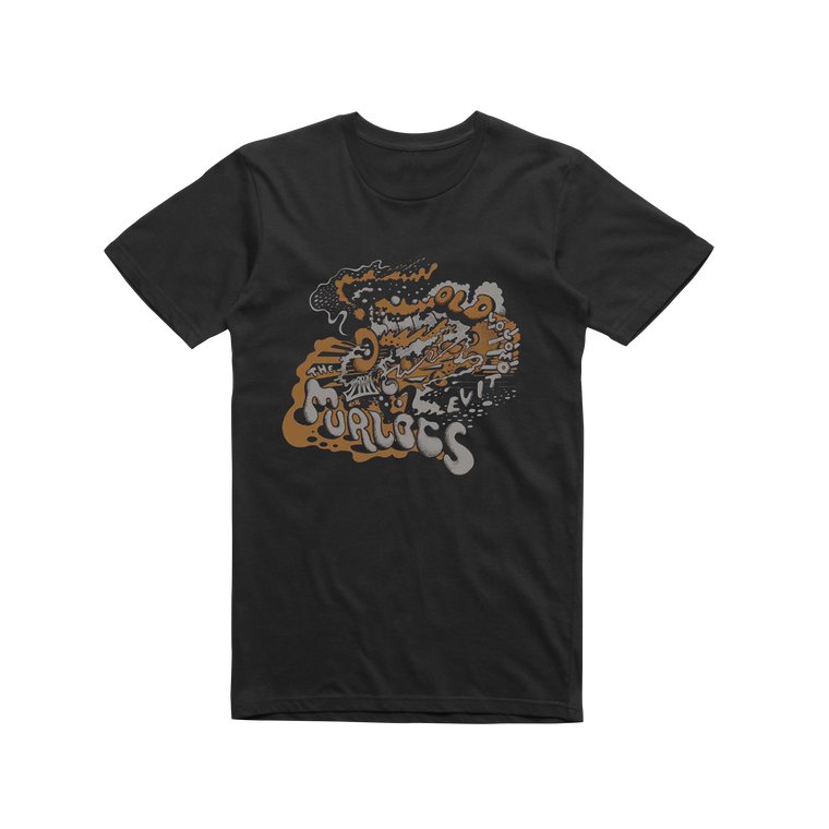 *** PRE-ORDER*** Old Locomotive / Black T-shirt