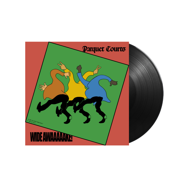Parquet Courts / Wide Awake! LP Vinyl