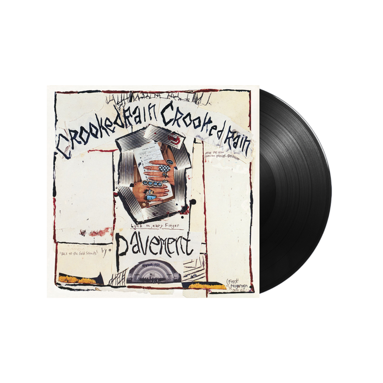 Pavement / Crooked Rain LP Vinyl
