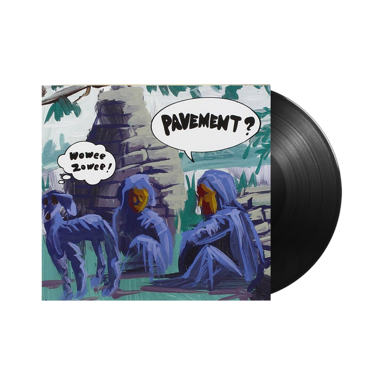 Pavement / Wowee Zowee LP Vinyl (Sordid Sentinels Edition)