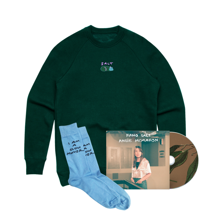 Piano Salt / CD Deluxe Bundle