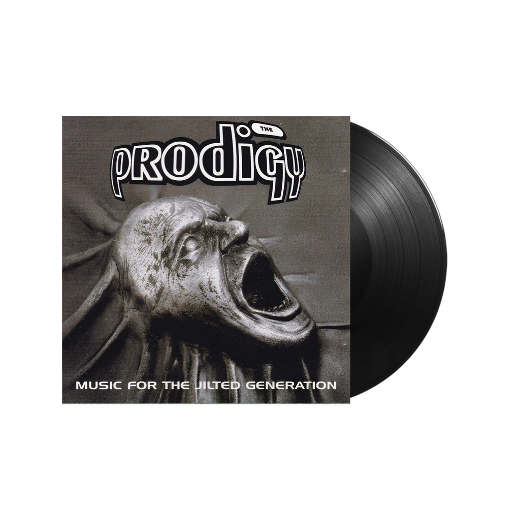 "Prodigy / Music For A Jilted Generation 2x12"" vinyl"