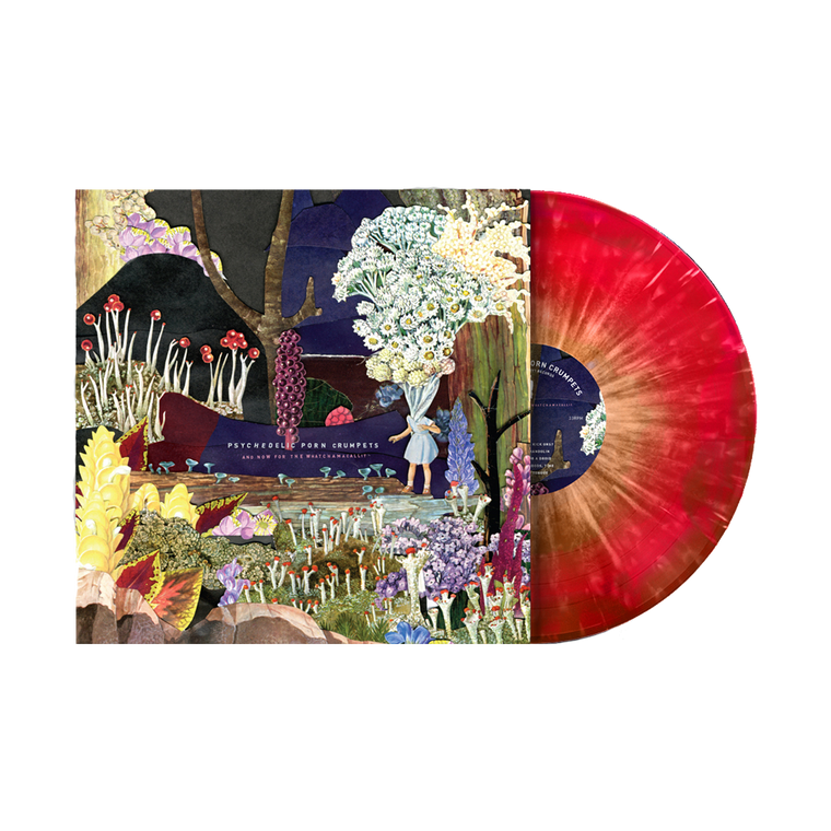 Psychedelic Porn Crumpets / And Now For The Whatchamacallit / LP 12