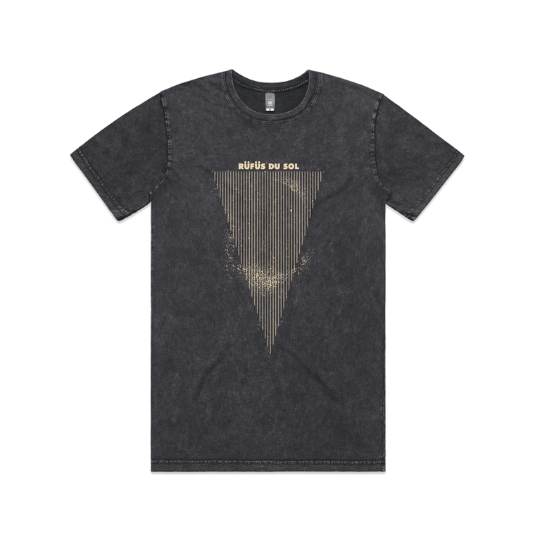 Acid Wash / Black T-shirt