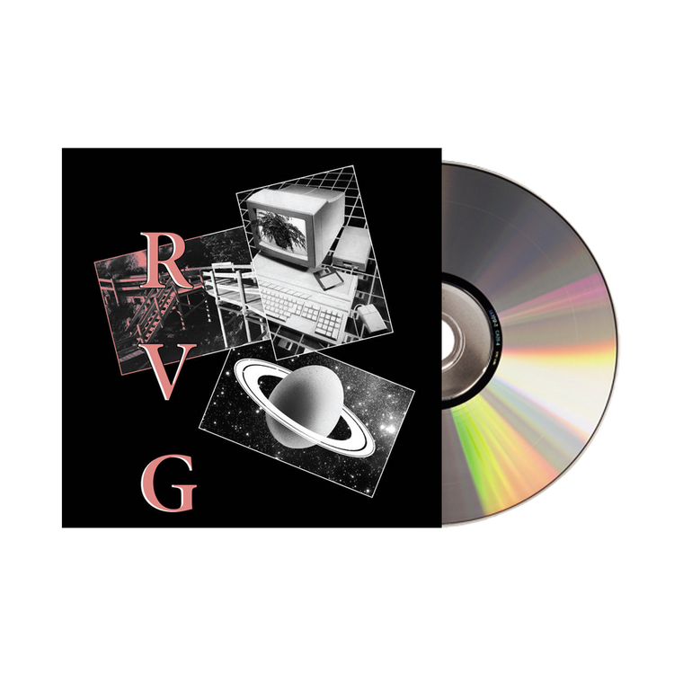 RVG / A Quality Of Mercy /CD