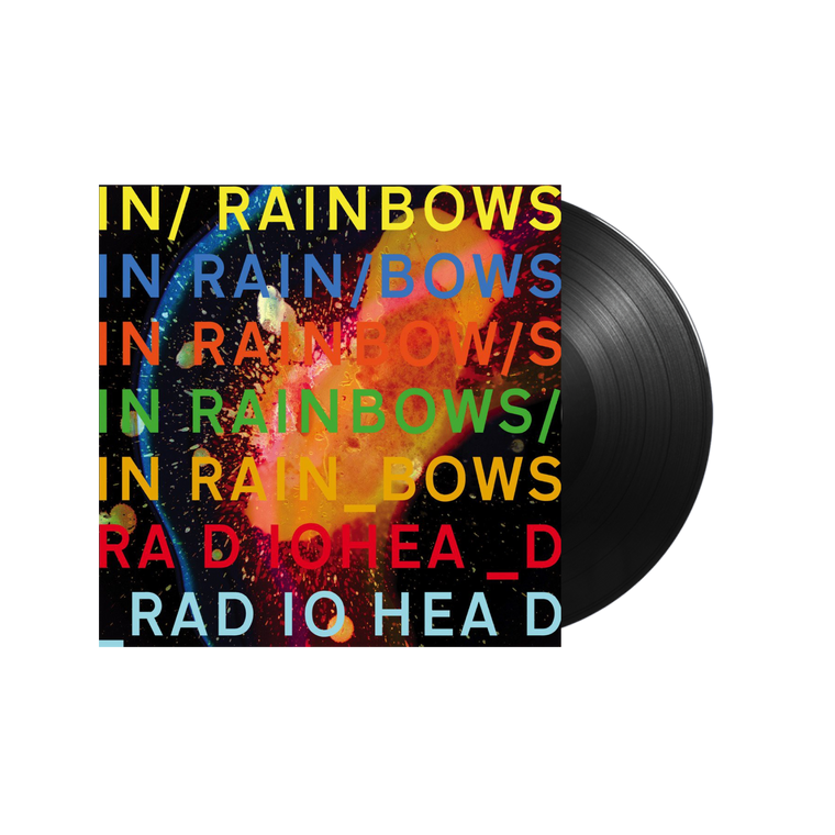 Radiohead / In Rainbows 12