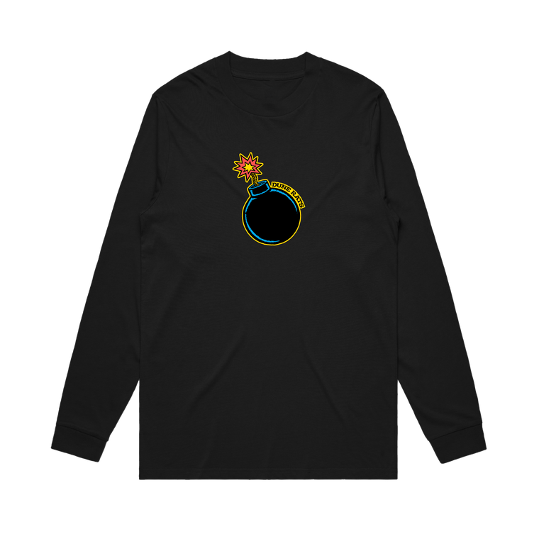 Rat Bomb / Black Long Sleeve ***PRE-ORDER***