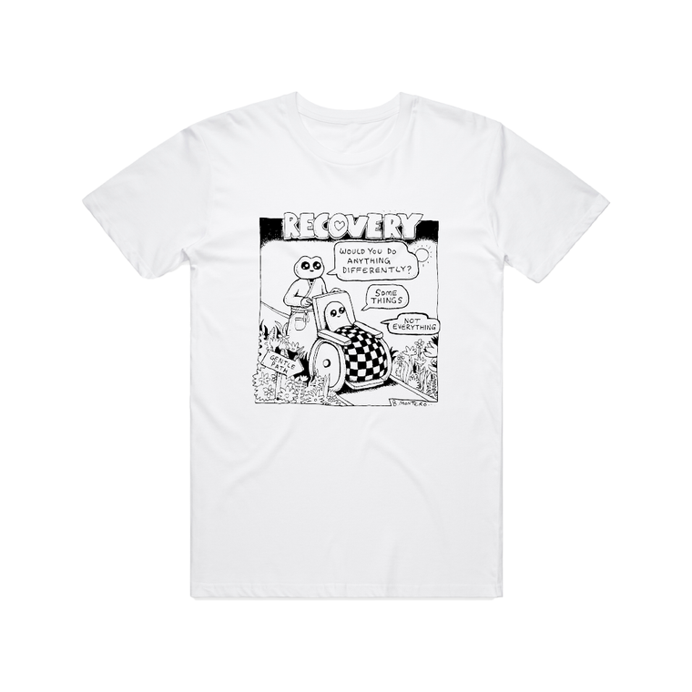 Recovery / White T-shirt