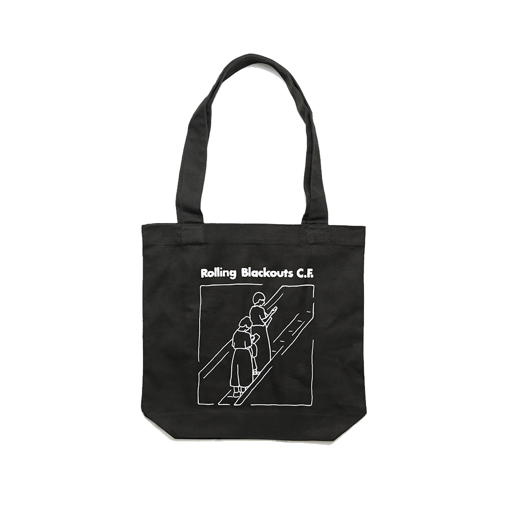 Escalator / Black Tote