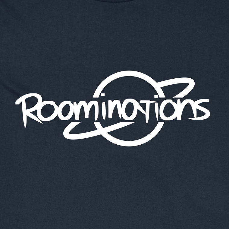 Roominations / Navy T-Shirt ***PRE-ORDER***