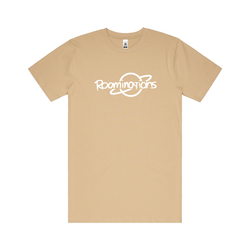 Roominations / Tan T-Shirt