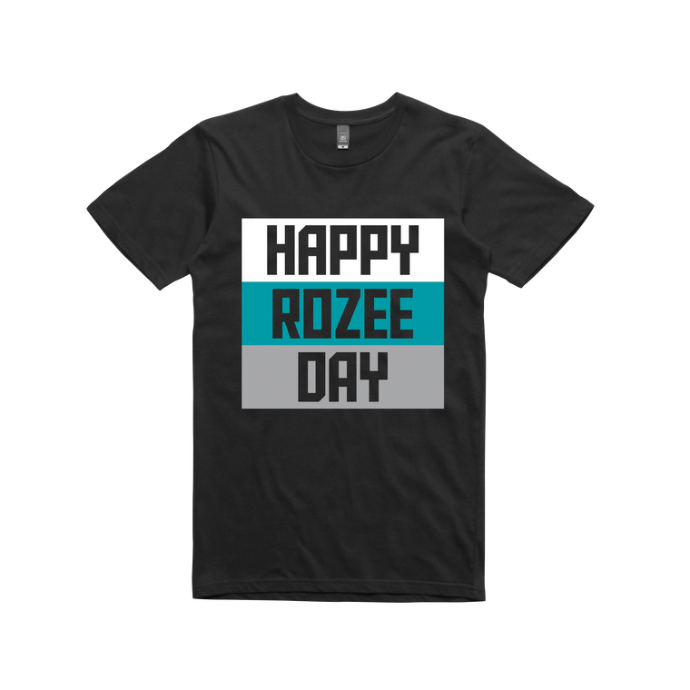 Rozee / Black T-shirt