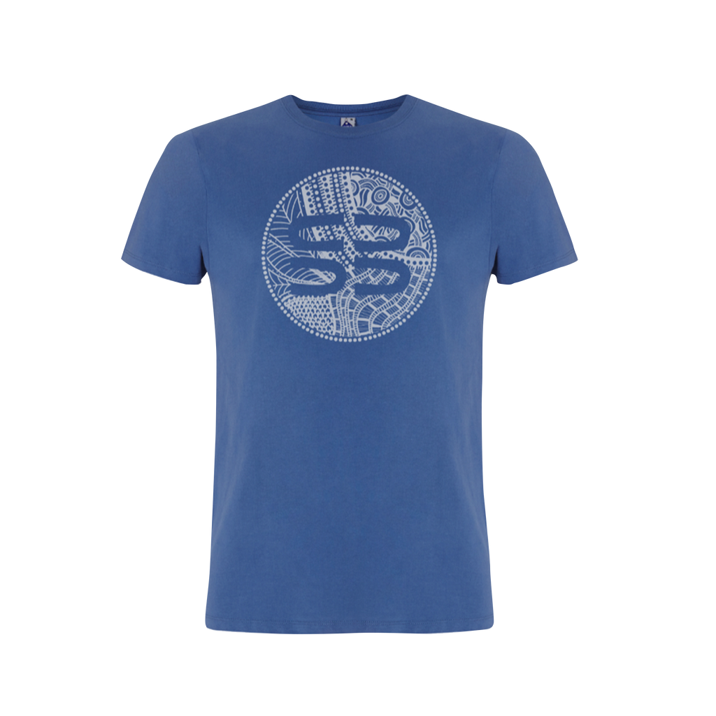 SB Logo / Denim Blue T-shirt