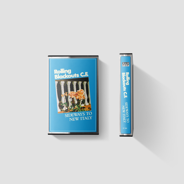 Sideways to New Italy / Cassette Tape