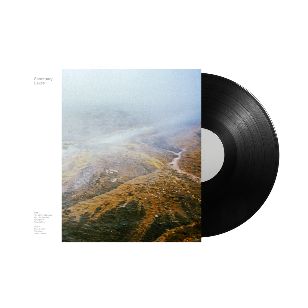 "'Sanctuary Lakes' 12"" vinyl LP"