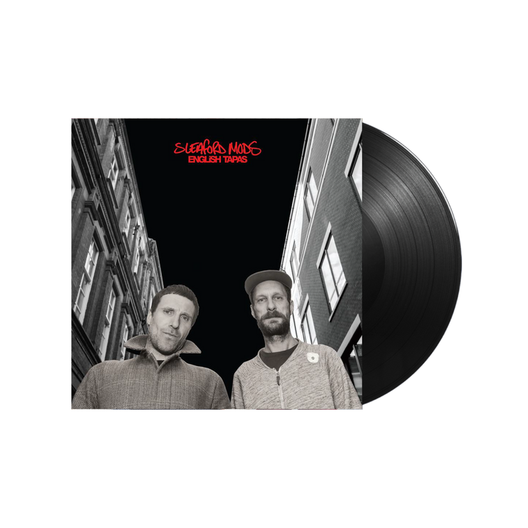 Sleaford Mods / English Tapas LP Vinyl