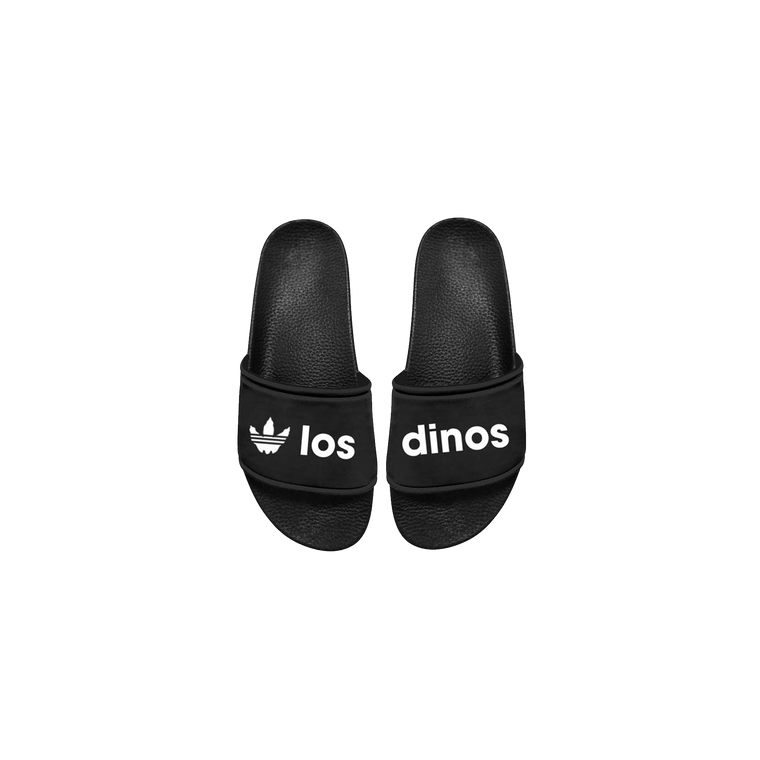 Los Dinos / Black Slides