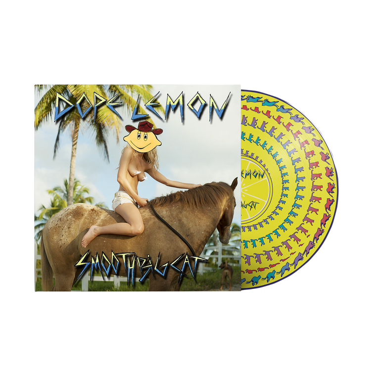 Smooth Big Cat / Yellow LP ***PRE-ORDER***