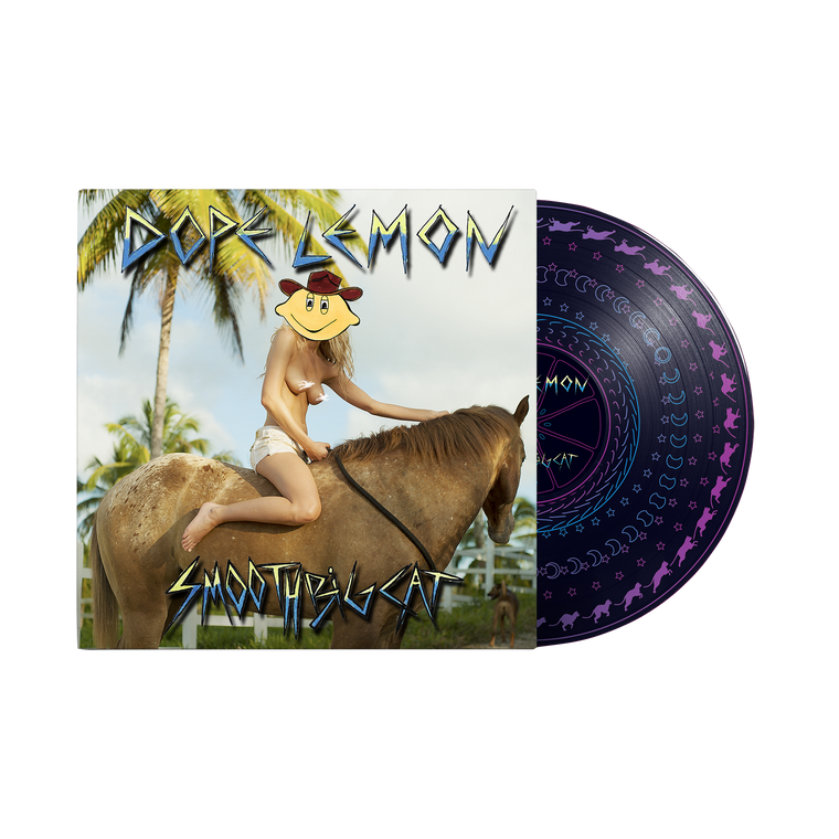 Smooth Big Cat / Blue LP ***PRE ORDER***