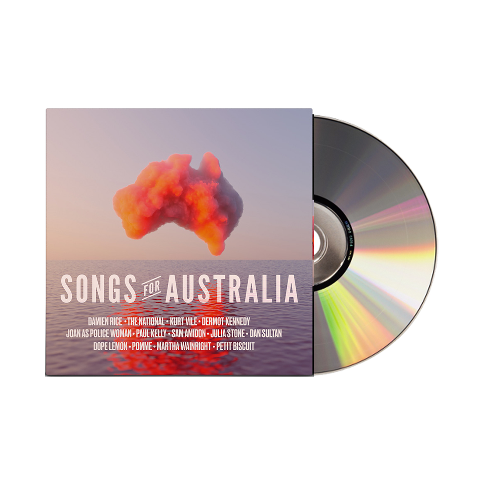 Songs for Australia /  CD