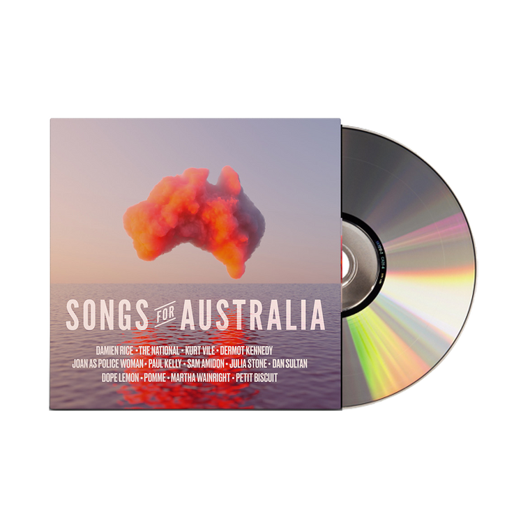 Songs for Australia /  CD ***PRE-ORDER***