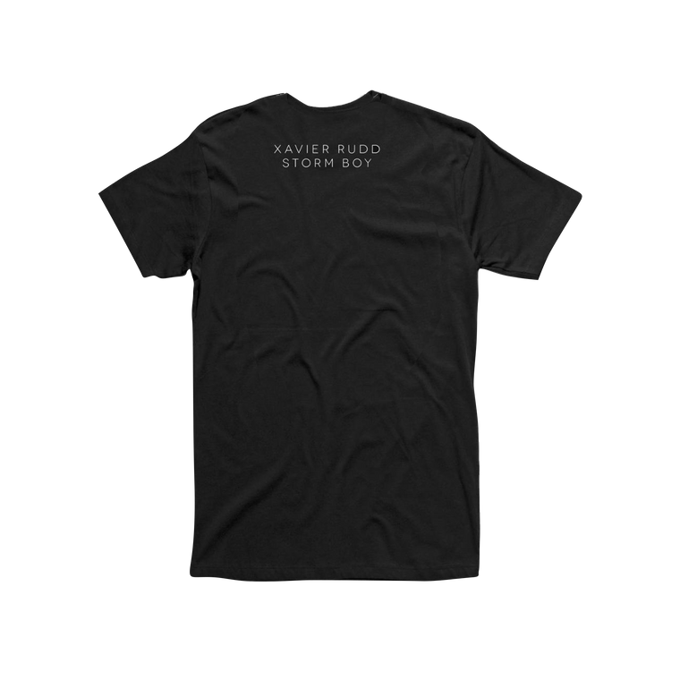 Storm Boy / Black T-shirt