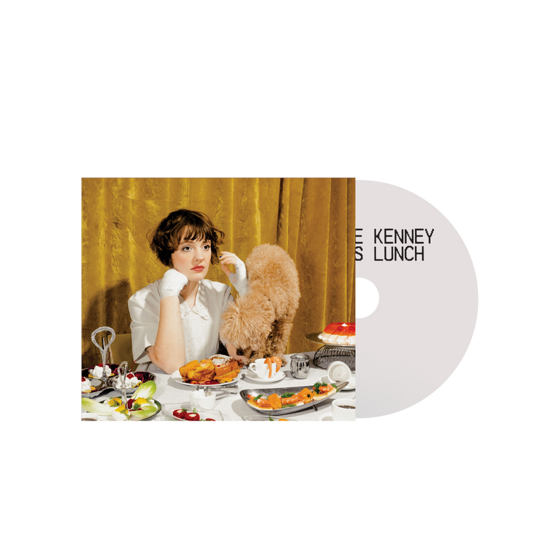 Madeline Kenney / Sucker's Lunch CD