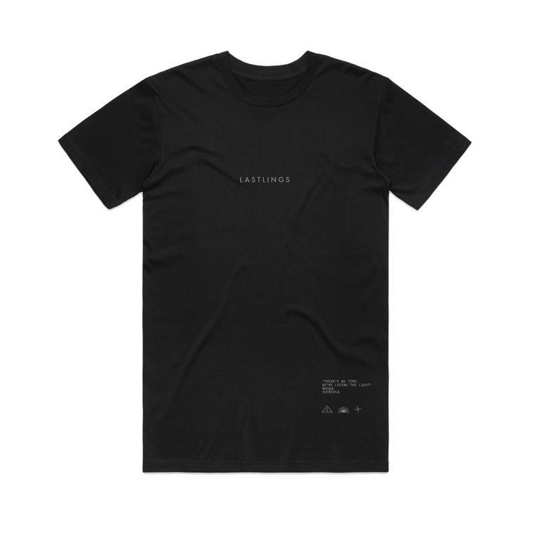 Limited Edition 'No Time' / Black T-Shirt