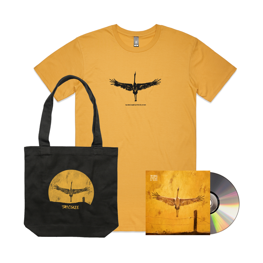 CD + T-shirt + Tote Bag / Bundle