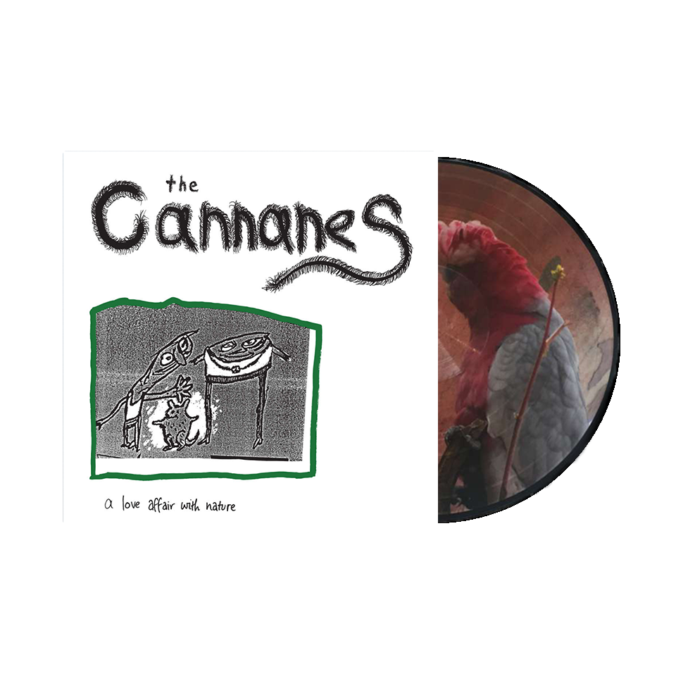 "The Cannanes / A Love Affair with Nature 12"" Vinyl"