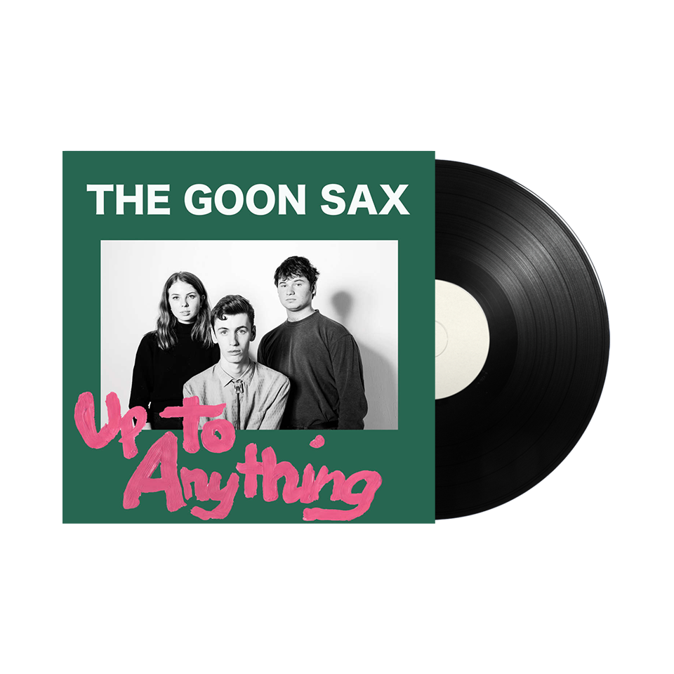 "The Goon Sax / Up To Anything 12"" Vinyl"