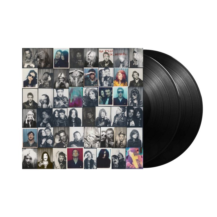 The Kills / Little Bastards 2xLP Vinyl