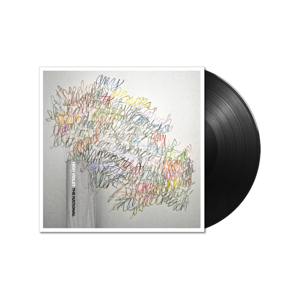 The National / High Violet 2xLP Vinyl