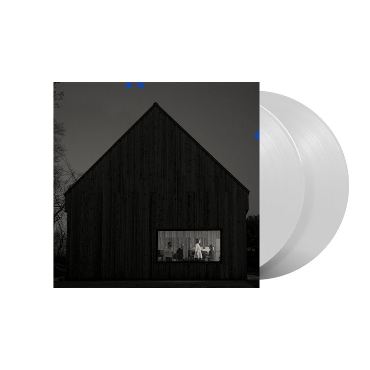 The National / Sleep Well Beast 2xLP Vinyl (Limited Edition White Vinyl)