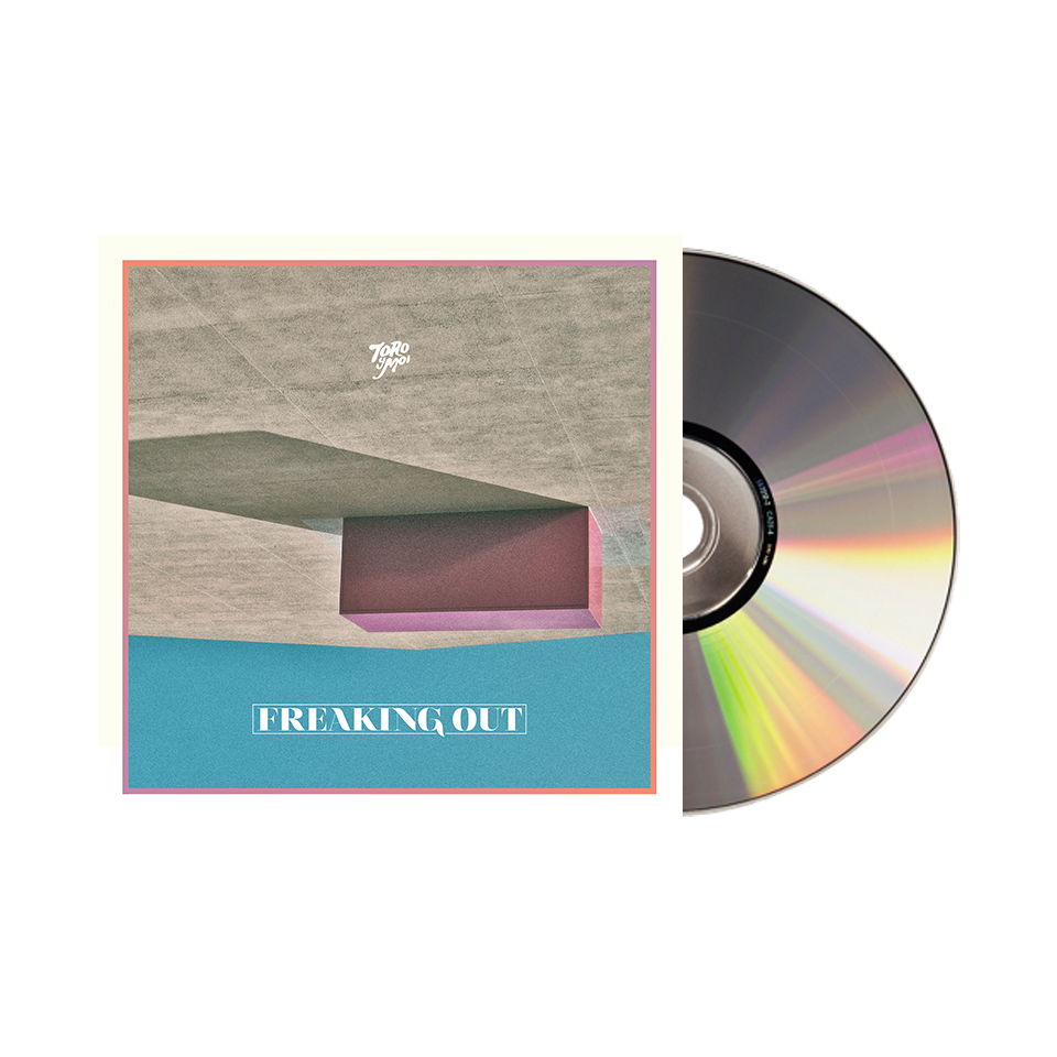 Toro y Moi / Freaking Out EP CD