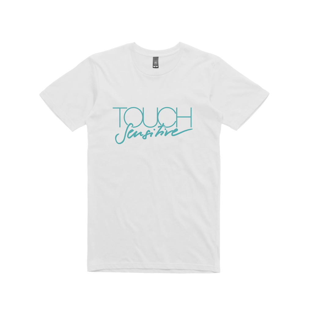Logo / White T-Shirt